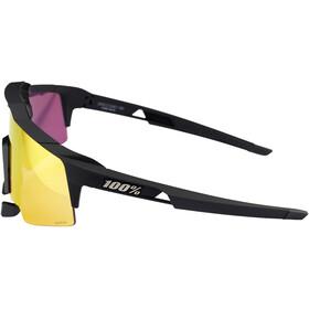 100% Speedcraft Air Bril, oranje/zwart
